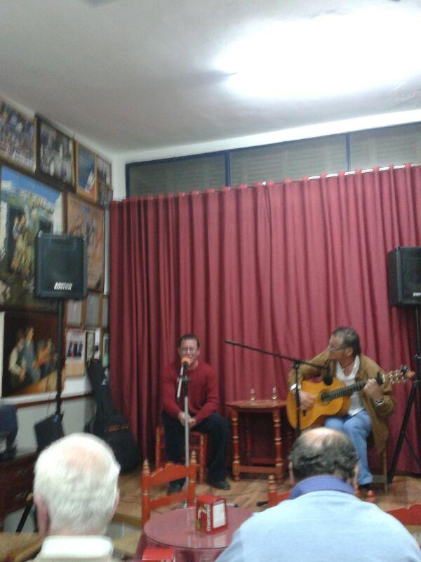 La plaza de la Toná acogió este evento flamenco.