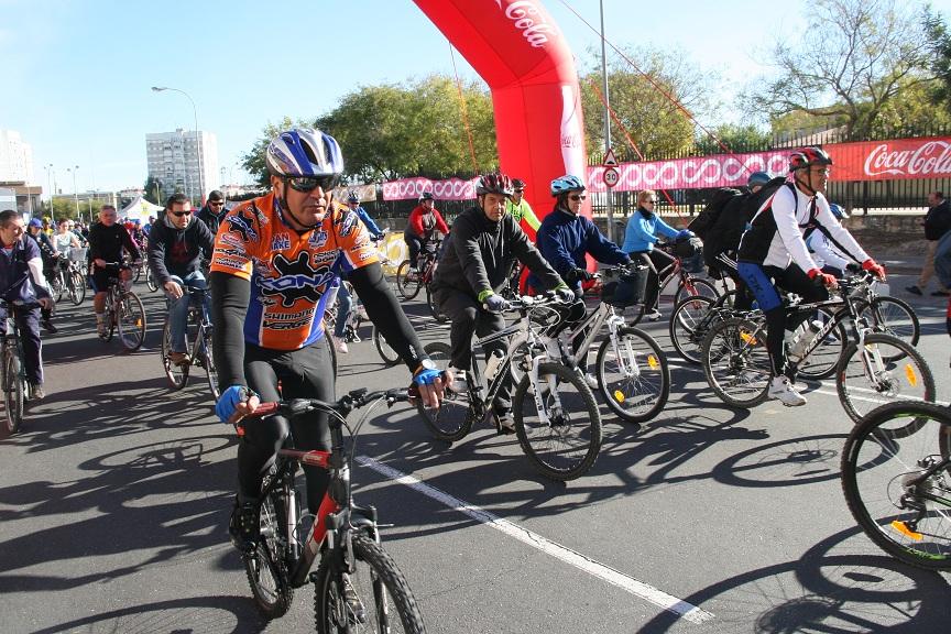 Ciclistas a vuestras bicis!