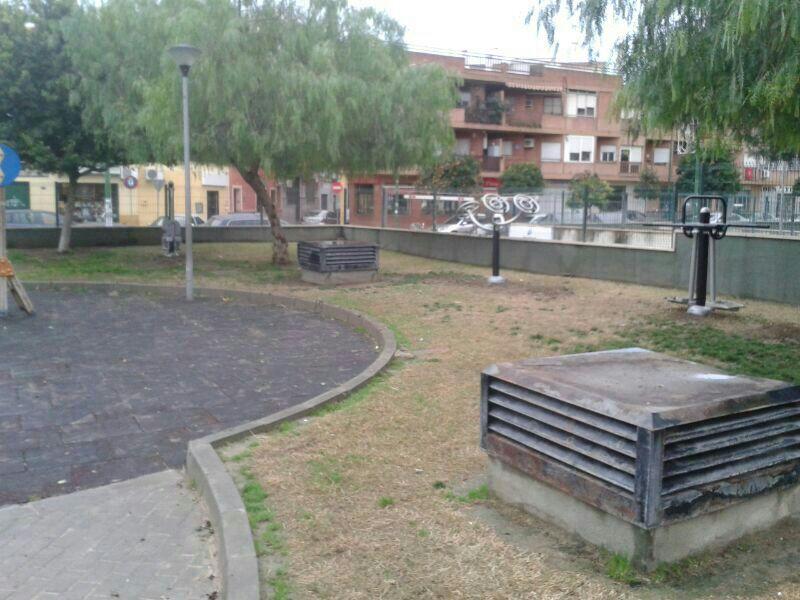 Cumplido uno de mis compromisos con el barrio de Huerta de Santa Teresa
