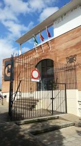 La sede del Distrito San Pablo - Santa Justa