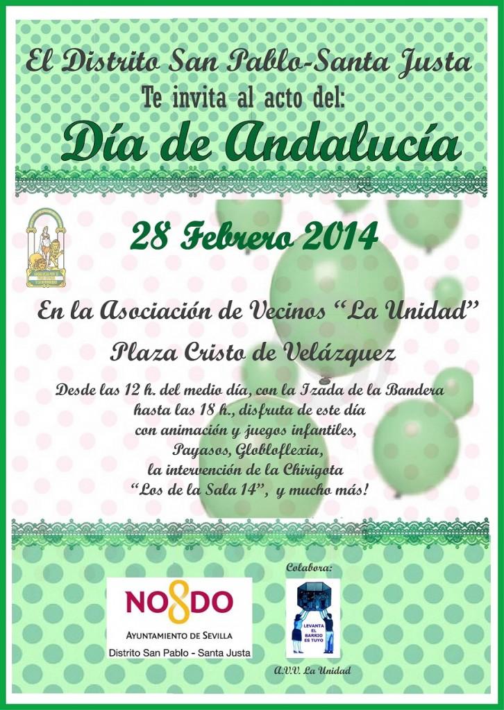 cartel día Andalucia 5