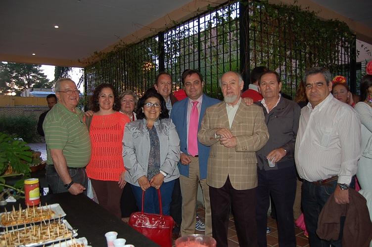 Catalina Vilches y su taller de Cocina, compartieron exquisiteces con todos los asistentes