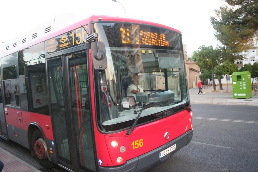 La línea 21 concluirá su recorrido en la estación Plaza de Armas a partir del 22 de septiembre