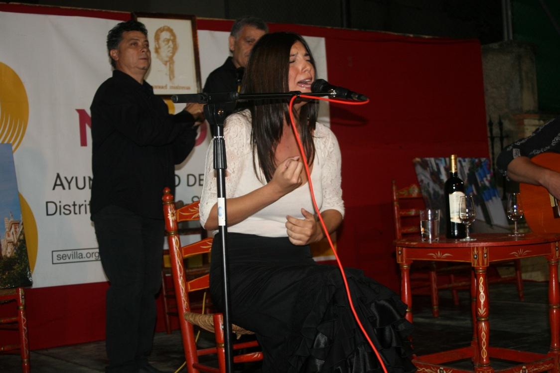 La joven promesa Pilar Ríos Alarcón, demostró que la cantera viene pisando fuerte.