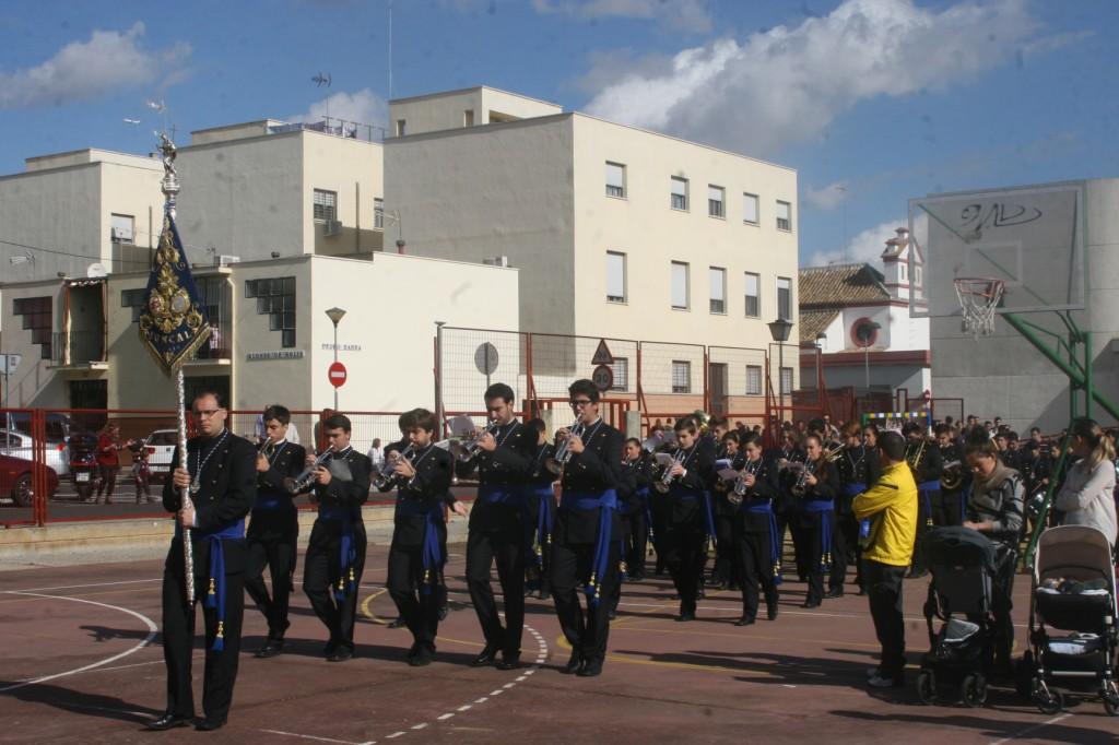 La Agrupación Musical Nuestra Señora de la Juncal.