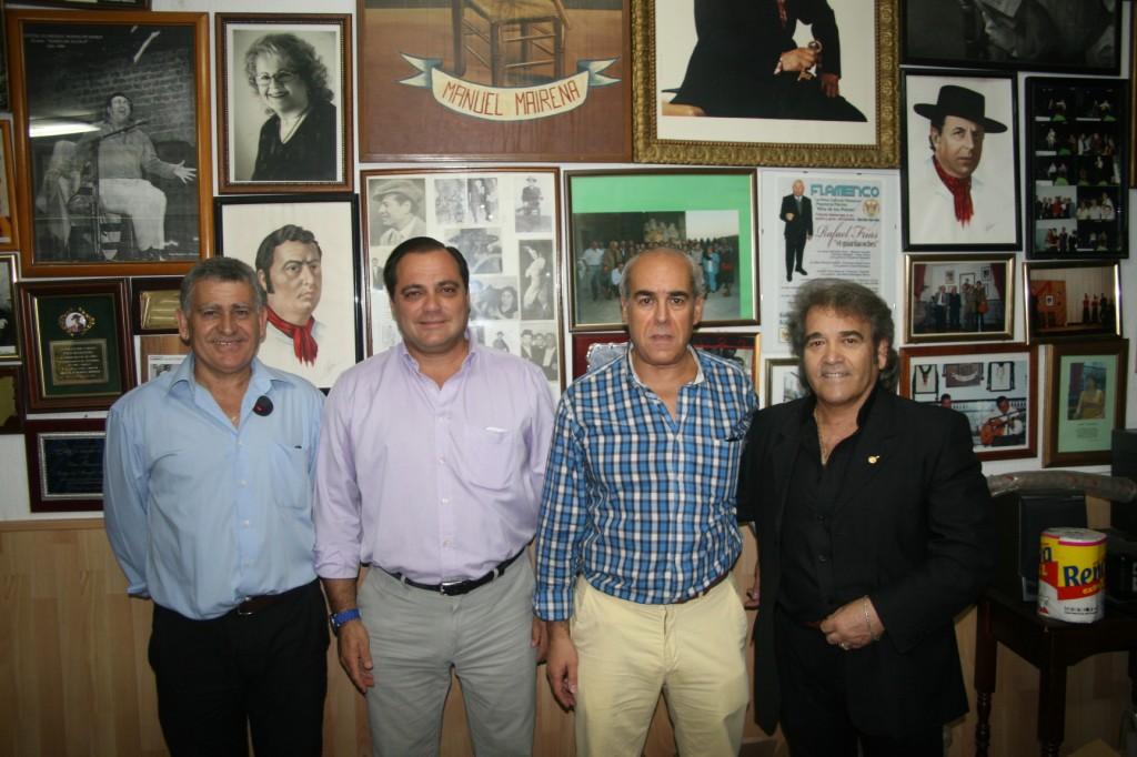 taller flamenco manuel mairena