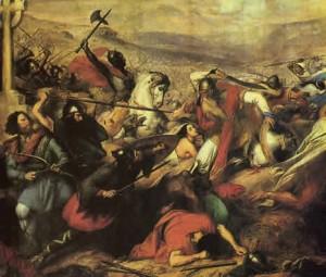 carlos martel batalla