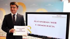 E DEMOCRACIA