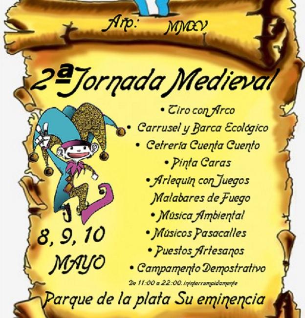 jornada medieval ok