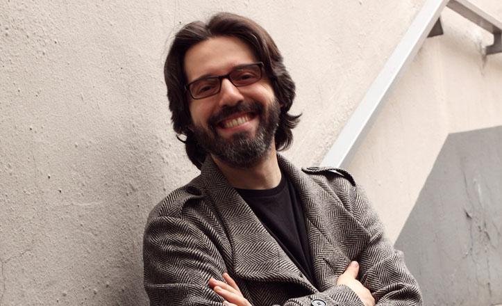 Andrés Neuman en una foto de archivo