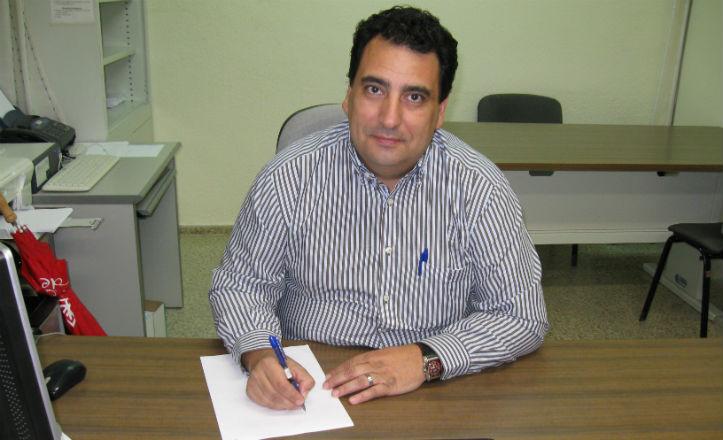 José Soto, director del colegio