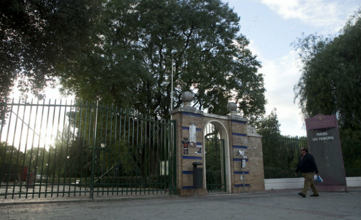 El Parque de los Príncipes de Sevilla, situado en Los Remedios