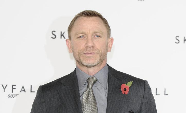 Trianero gana concurso y asiste a la premiere de James Bond