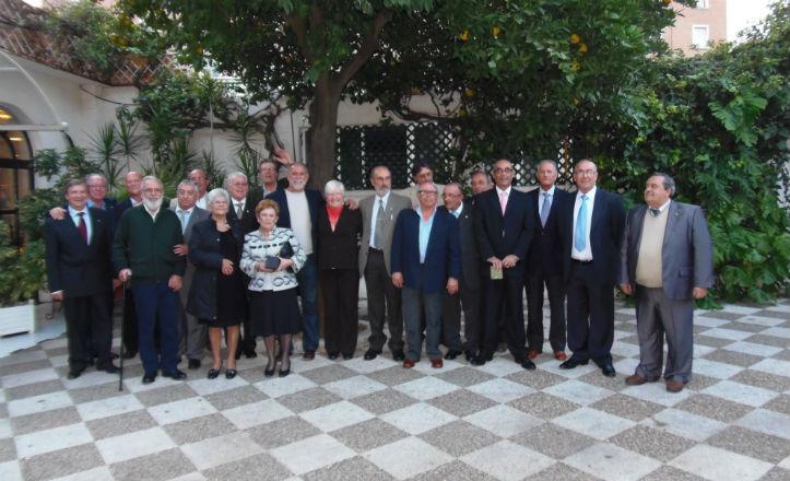 Homenaje jubilados Correos Sevilla 2012
