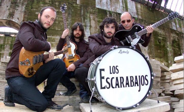 Concierto de Los Escarabajos por el Guadalquivir