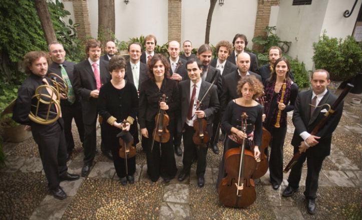 Ensayo abierto de la Orquesta Barroca de Sevilla