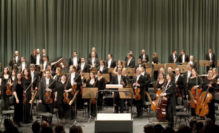 Concierto benéfico de la Real Orquesta Sinfónica de Sevilla