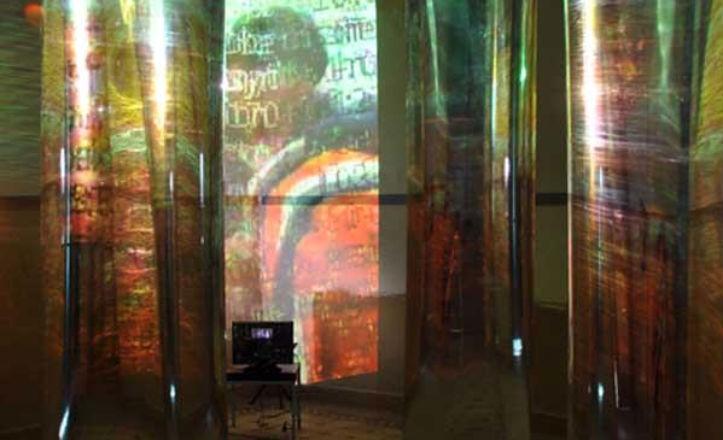 Exposición Ar-te-cnica en la Galería Weber Lutgen