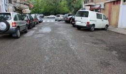 Vecinos de la calle José Sánchez Rodríguez reclaman el asfaltado de la vía