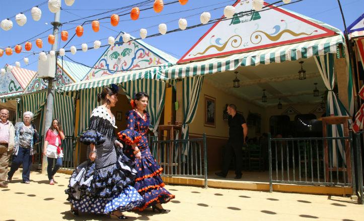 Comienza el plazo para pagar las tasas de las casetas de Feria 2014