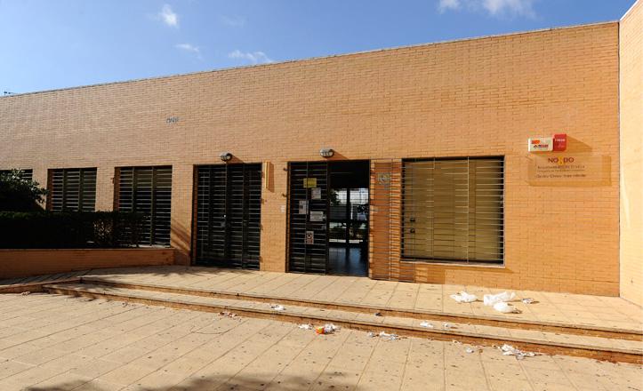 El Centro Cívico del Distrito Este-Alcosa-Torreblanca es uno de los lugares en los que se imparten los talleres