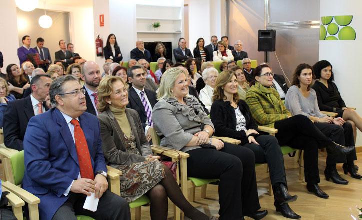 El centro Vitalia Sevilla abre sus puertas en la Macarena