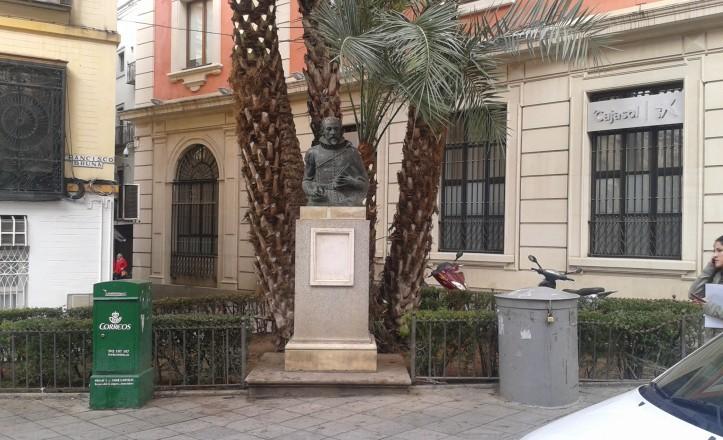 cervantes-monumento-sevilla