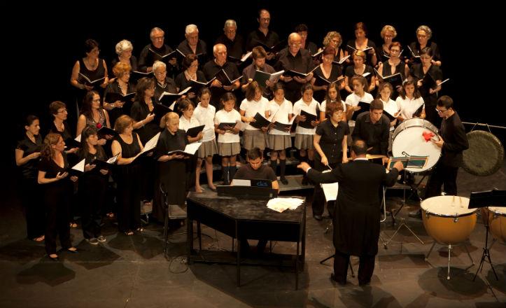 Música de Mozart en la Caridad