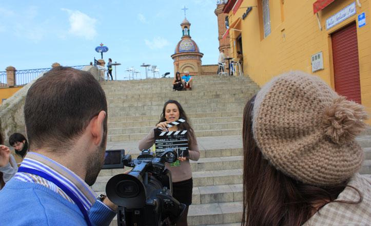 Primer Festival de Cortometrajes Cinestres Triana 2012