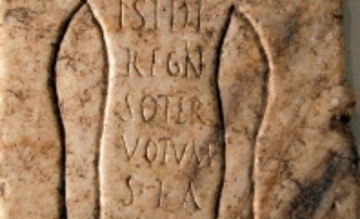 Charla sobre los cultos isíacos en la Bética romana