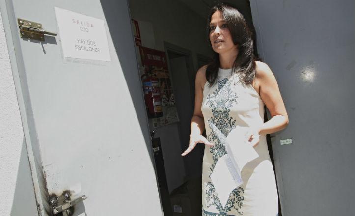 Rincón: «Ya está en estudio cómo ampliar las plazas de aparcamiento»