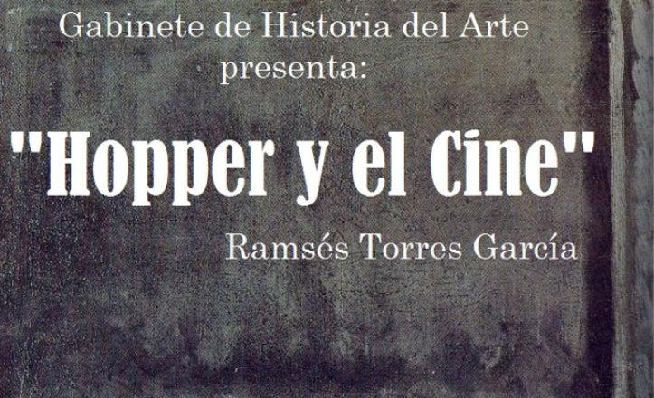 Conferencia sobre Hopper y el cine