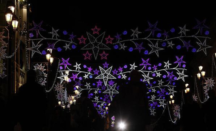Iluminación navideña de 2011