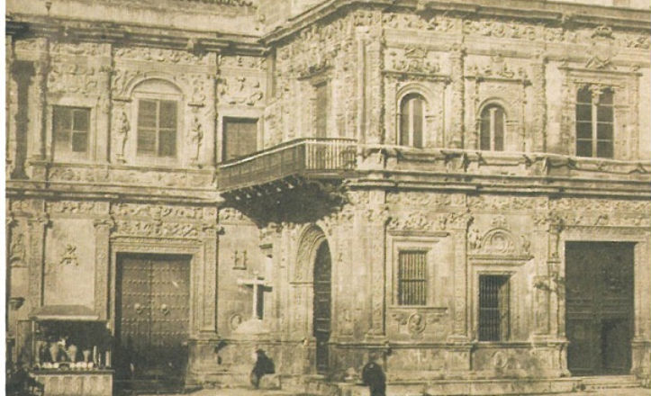 Nuevo libro sobre el Ayuntamiento de Sevilla