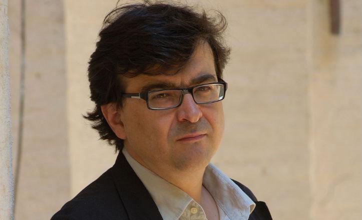 El escritos Javier Cercas