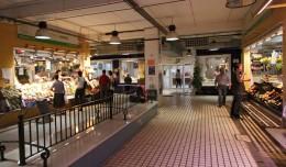El Mercado de Bellavista situado en la calle Guadalajara