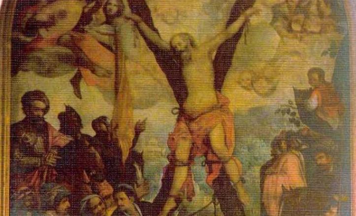 El martirio de San Andrés, de Juan de Roelas