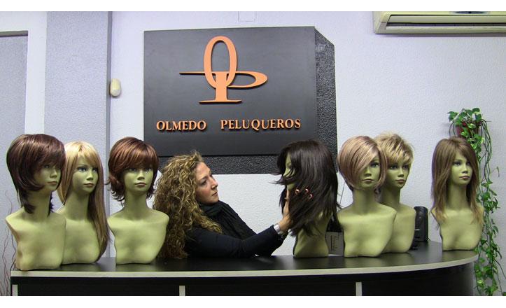 Olmedo Peluqueros ofrece tratamientos de belleza oncológica