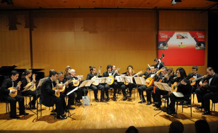 Concierto de la orquesta Ciudad de los Califas en Cajasol