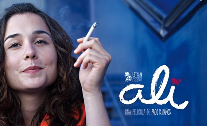 Cartel de la Película Alicia en el País de Ali
