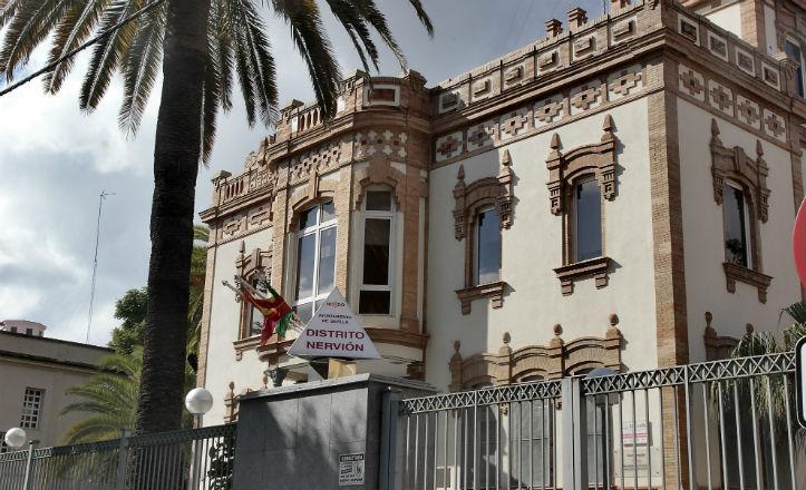 Sede del distrito Nervión