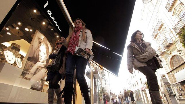 Llega el Shopping day para las compras navideñas en el centro