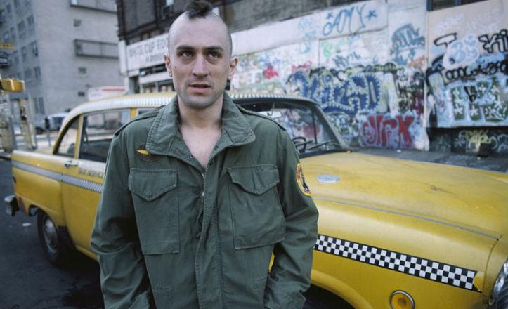 """""""Taxi Driver"""", en el Cine Fórum Yerbabuena"""