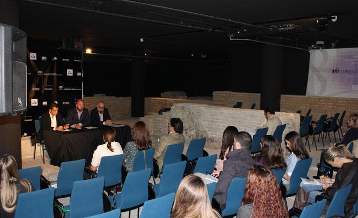 Presentación de la décima edición de Andalucía de Moda en Triana