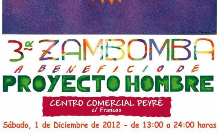 Zambomba a beneficio de Proyecto Hombre
