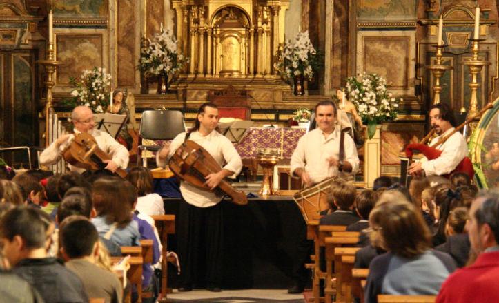 Artefactum ofrece música antigua para niños
