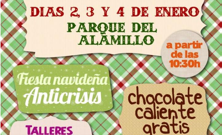 Fiesta anticrisis en el Alamillo