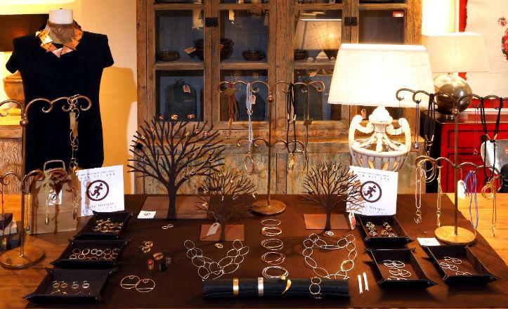 Showroom de joyas en El chino de Telmo