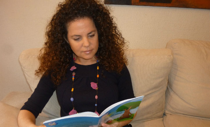 Ana Uruñuela, fundadora de Didop