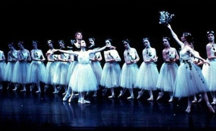 Giselle, ballet clásico en el Maestranza